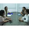 FPF recebe visita da Secretaria da Mulher