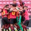Sport vence o Santa Cruz pelo Brasileiro de Aspirantes