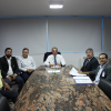 FPF recebe novo presidente da Liga dos Palmares