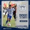 Ypiranga anuncia retorno do volante Diogo para Série A2