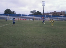 Vitória derrota o Pesqueira por 1x0