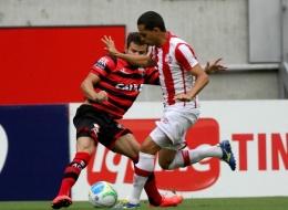 Náutico perde para o Atlético-GO