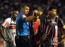 Marcelo de Lima Henrique apitará em Pernambuco