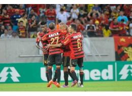 Sport enfrenta o Criciúma no Heriberto Hulse