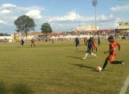 Em jogo de 4 gols, Serra Talhada e Atlético empatam