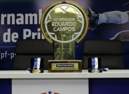 Conheça o troféu e as medalhas do 1º Turno do Pernambucano