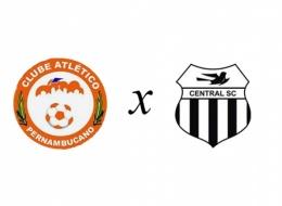Atlético-PE recebe o Central, que pode ser campeão
