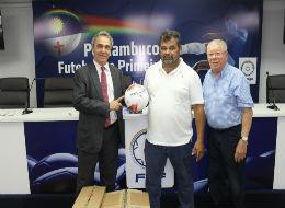 Flamengo Arcoverde pronto para o retorno