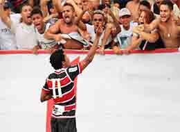 Santa Cruz visita o Atlético-MG, em BH