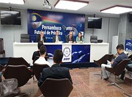 Evandro Carvalho concede entrevista sobre Organizadas